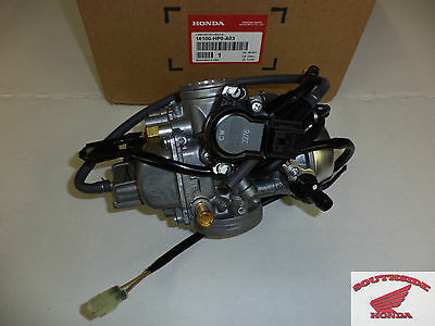 Genuine Oem Honda Carburetor Assembly Trx500 Foreman 2005-2011