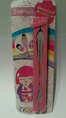 Kimmidoll folding paper fan
