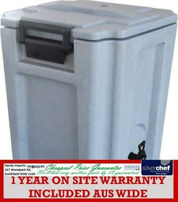 Fed Commercial Insulated Food Container Carrier With Spigot Hot Cold Cpwk065-7