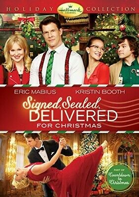 Signed, Sealed Delivered: For Christmas [New DVD] Widescreen