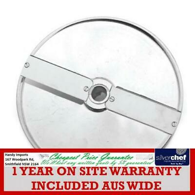 Fed Commercial 4Mm Slicer 2 Blade Disc 4 Vc55Mf & Vc65Ms Vegetable Cutter Sa004