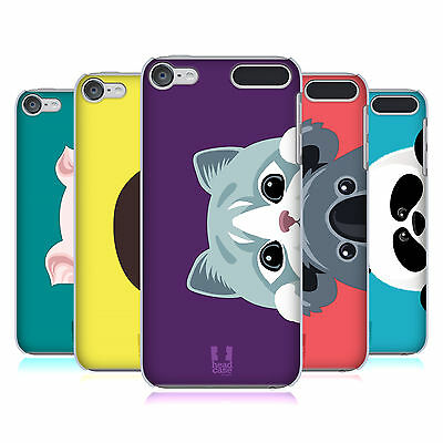 HEAD CASE DESIGNS PEEKING ANIMALS HARD BACK CASE FOR APPLE iPOD TOUCH MP3