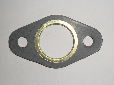 EXHAUST GASKET for PIAGGIO  SCOOTER joining PIPES