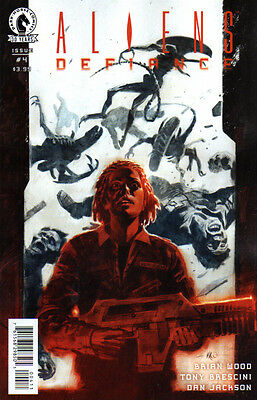 ALIENS Defiance (2016) #4 New Bagged