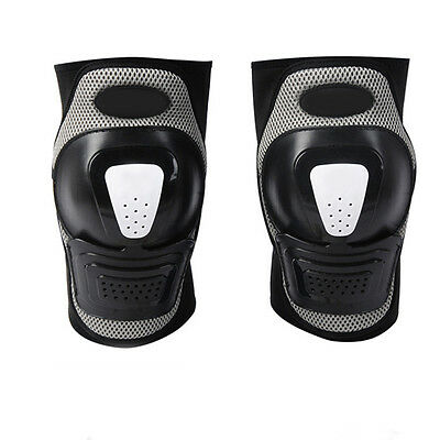 Flexible Strong RC Cycling Skater Bicycle Knee Pads Sports Protection Gears 2pc