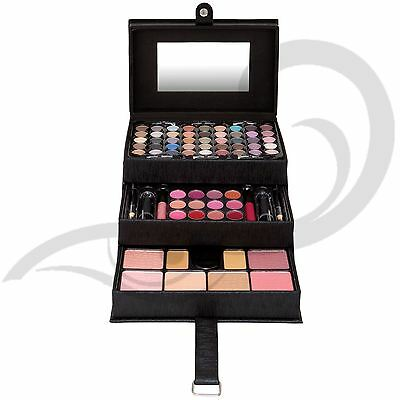 Jewellery Box Filled Cosmetic Case Make Up Kit Beauty Gift Set