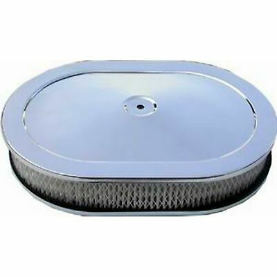 """Rpc Racing Power R2128 Air Filter Element 15x2/""""Oval 15/""""/"""" X 2/""""/"""" Oval Washa"""