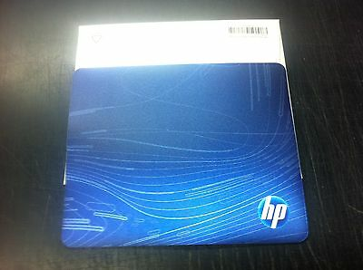 New Lot of Ten (10) HP Desktop Business Mouse Pads Model AT485AA 2463659