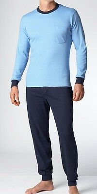 Stanfield's® iconic Men's polo style 2pc Pyjama Set-Style 7799