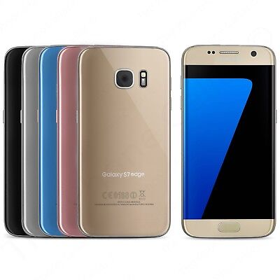 New T-Mobile Samsung Galaxy S7 Edge SM-G935T 32GB GSM Smartphone