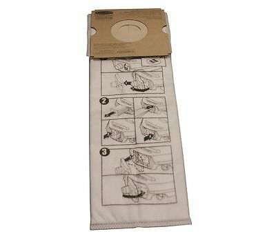 RUBBERMAID Vacuum Bag, HEPA, Paper, 5-3/5 qt., Pack of 10 - FG9VDVHP10