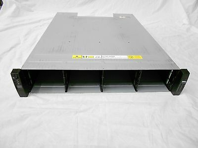 Dell Compellent 30 / 40 HB-1235 12 Bay SAS Disk Array Chassis Xyratex 0942884