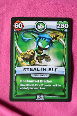 Skylanders BattleCast: Stealth Elf!