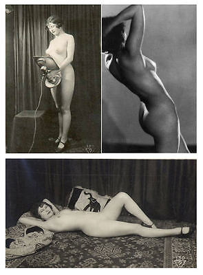 VINTAGE NUDE PHOTOGRAPH COLLECTION 1800s - 1960s - 11,500 ART NUDE IMAGES