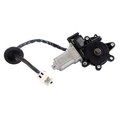 New Front Passenger Side Window Regulator Motor fits an Infiniti G35 Nissan 350Z
