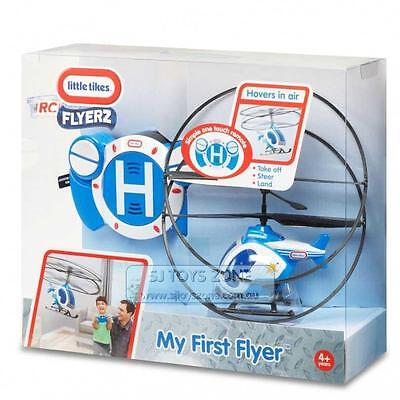 Little Tikes My First Flyer R/C Helicopter for Pre-schooler One Touch Control