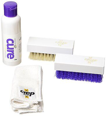 Crep Proitect Cure Kits Unisex-Adult Trainer Cleaning Kit Shoe Treatments and Po