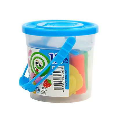 12Pcs Mud Plasticine Play Clay Air Dry Magic Playdough Play-doh For Kids Child