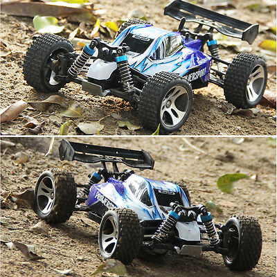2.4G High Speed Radio Remote Control RC RTR Buggy Car Road Racing Toy