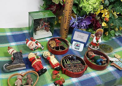 Hallmark Miscellaneous vintage ornaments