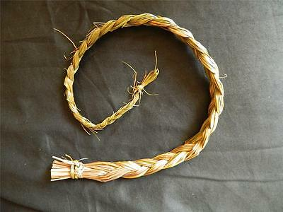 Sweetgrass Braid/Native American/Smudging/Pagan/Wiccan/Cleansing