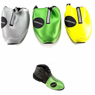 Cycle Shoe Boot Protector Cover Motorcycle Shifter Shift Large