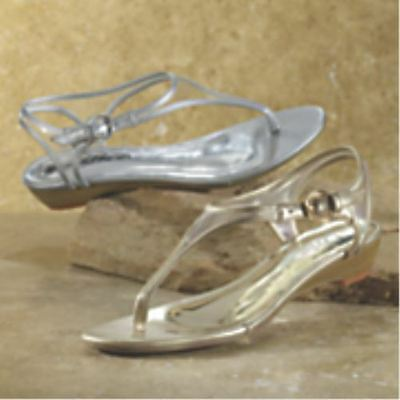 400d52db1256 New Womens Midnight Velvet Silver Illusion Sandals Heels Shoes Size 8M 8 M