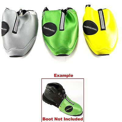 Cycle Shoe Boot Protector Cover Motorcycle Shifter Shift Large Harley Davidson