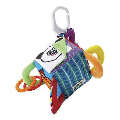 Lamaze Peek a Boo surprise Baby Clutch Rattle Teether Activity Toy-Jungle Animal