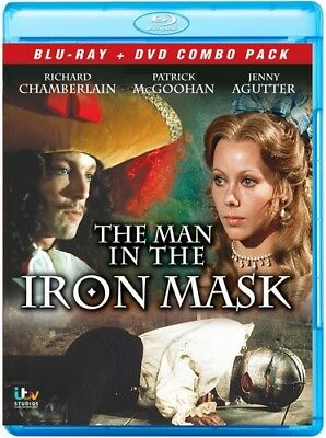 The Man in the Iron Mask [New Blu-ray] With DVD, Widescreen