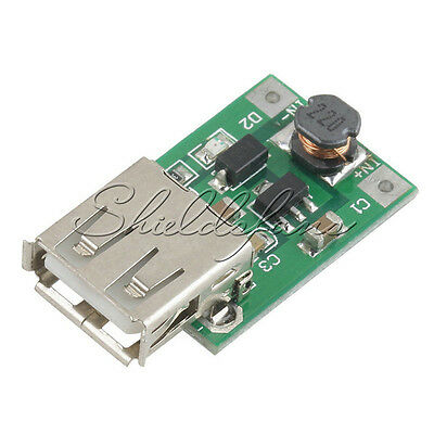 DC-DC Converter Step Up Boost Module With USB 2-5V to 5V 500mA 1.2A for iphone