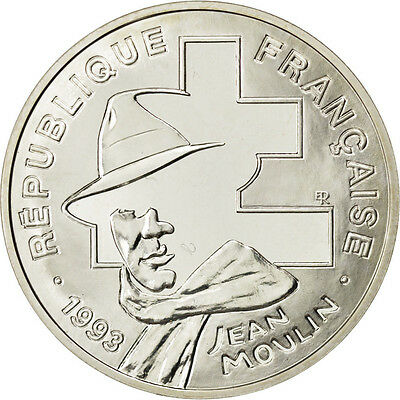 [#81704] Vème République, 100 Francs Jean Moulin, 1993, KM 1023
