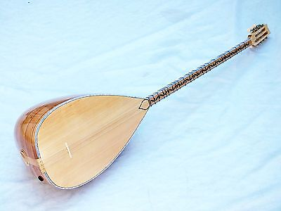 ANOM ::  TURKISH   ACOUSTIC LONG NECK MAPLE   SAZ BAGLAMA w/ MONOJACK  NEW