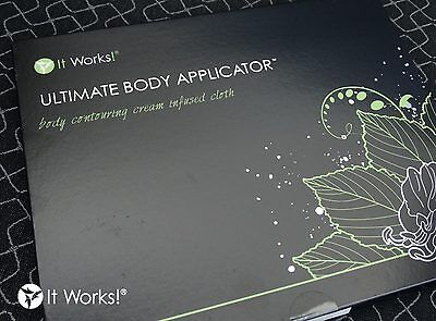It works! Body Applicator Box of 4 Slimming Wrap No Box