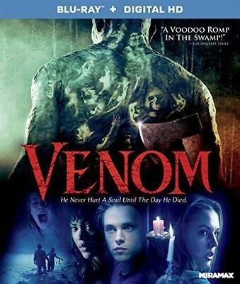 Venom BD [New Blu-ray]