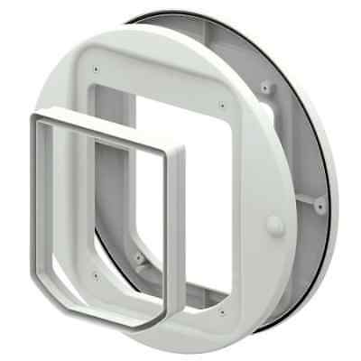 Cat Mate Cat Flap Adapter Kit for Walls and Glass Panels