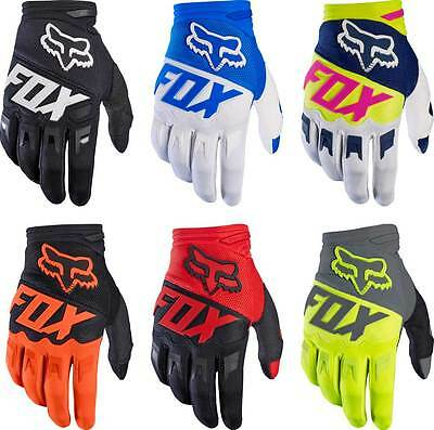 2017 Fox Racing Youth Dirtpaw Race Gloves - MX Motocross Off-Road ATV Dirt Bike