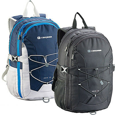 Caribee Apache 30LT Multi Compartment Daypack Backpack Asst Colors
