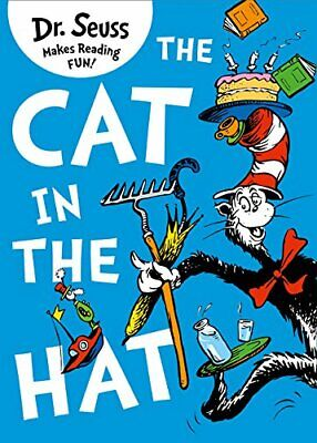 The Cat in the Hat (Dr. Seuss) by Dr. Seuss New Paperback Book