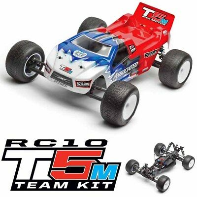 Team Associated 70001 1/10 RC10T5M Off-Road 2WDTruck Kit W/ Clear Body