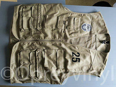 John Smiths Grand National Genuine Photographers Gilet 2013 Mint Condition Large