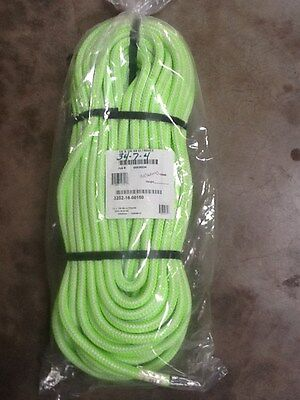 "NEUV12120 New England Climbing Rope Line 1/2"" x 120' Free Shipping"