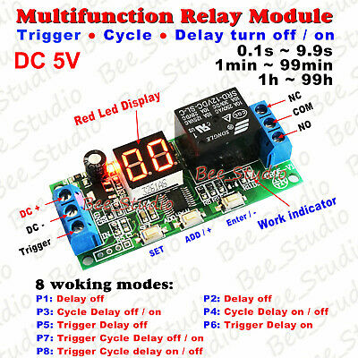 AC/DC 12V 30A Automatic Liquid Water Level Detection Sensor Controller Module