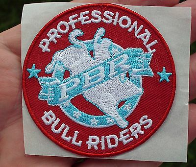 "Rare Pbr ""professional Bull Riders"" Hat Patch New/unused"