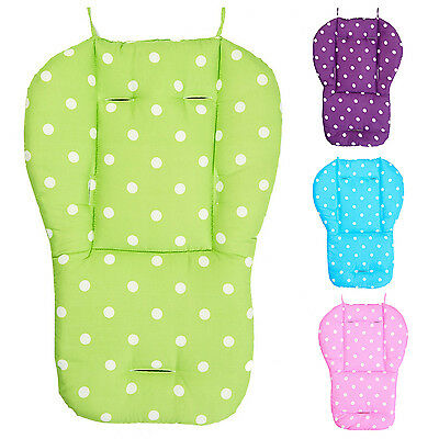 Thick Baby Infant Stroller Car Seat Pushchair Cushion Cotton Cover Mat HY