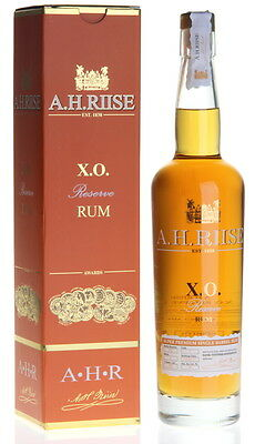 A.H. RIISE XO Rum