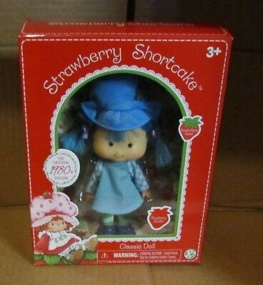 Strawberry Shortcake 35th Anniversary doll BRAND NEW Classic blueberry muffin