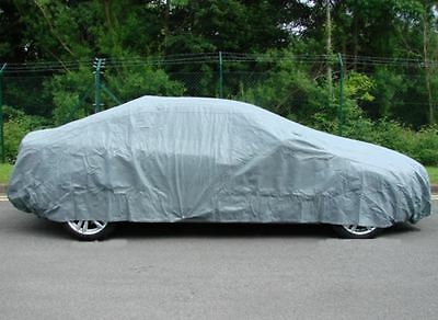 Maypole MP9881 Breathable Water Resistant Fabric Car Full Cover UpTo 16ft XL