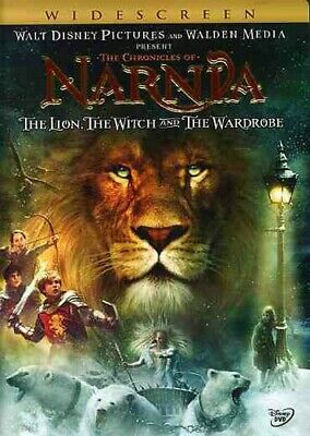 The Chronicles of Narnia: The Lion, Witc DVD