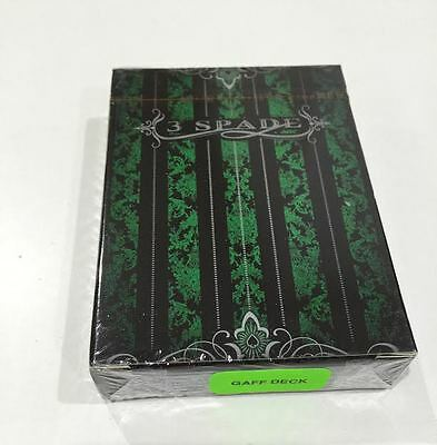 Bicycle Ellusionist The GAFF System Artifice DECK Poker Magic BRAND NEW SEALED